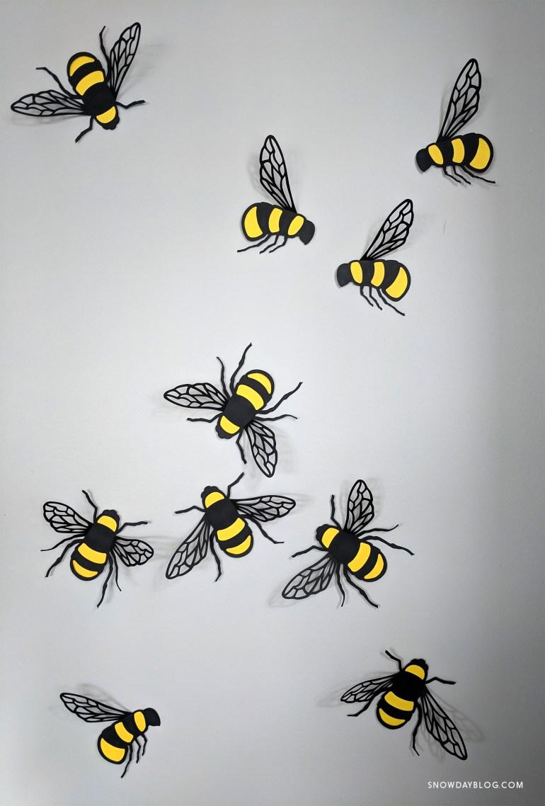 Bees Whole Set