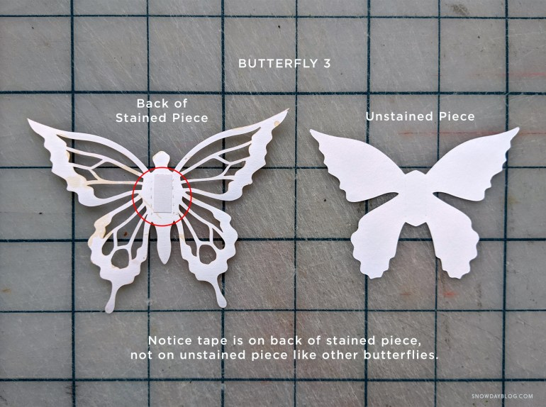 Prairies Butterflies TapeA