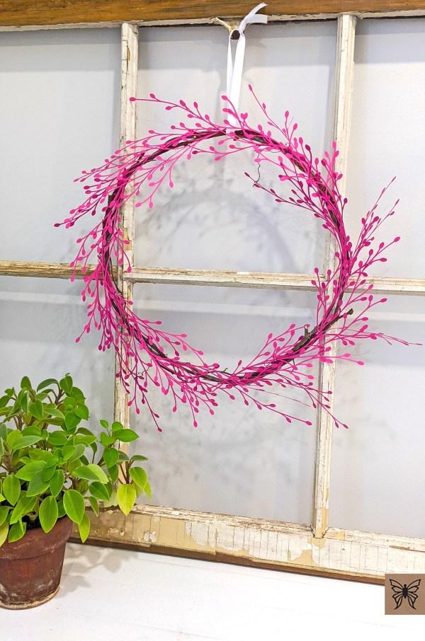bud wreath svg