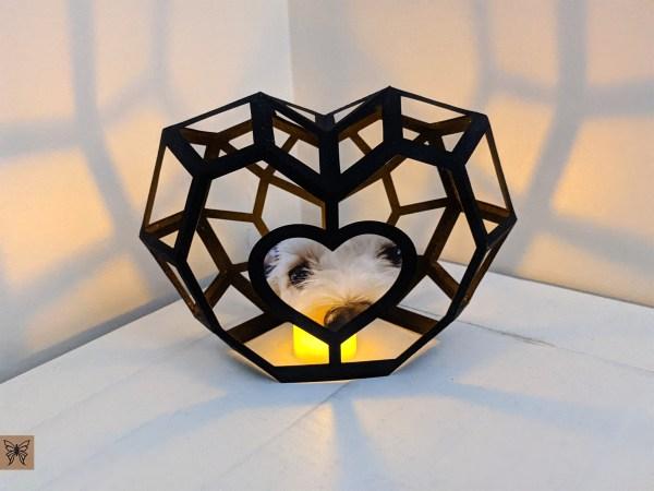 DIY Paper Lantern Valentines Lantern