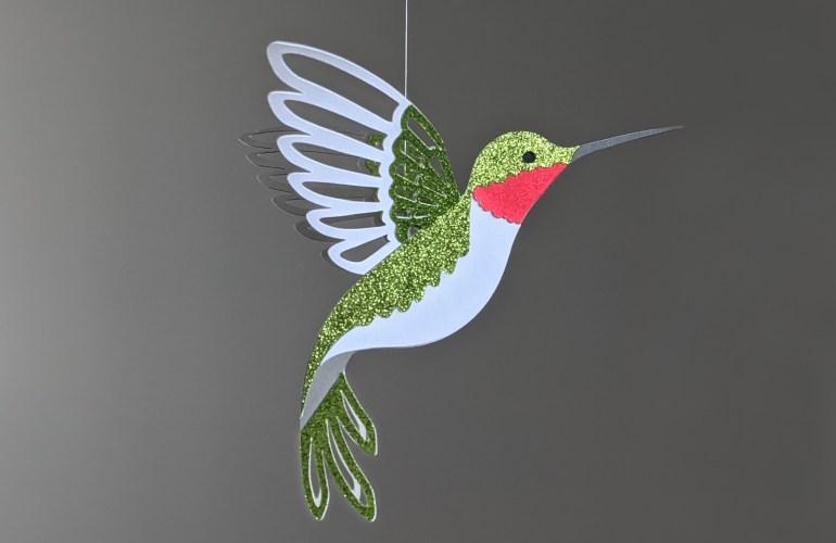 Ruby throated hummingbird svg, hummingbird design
