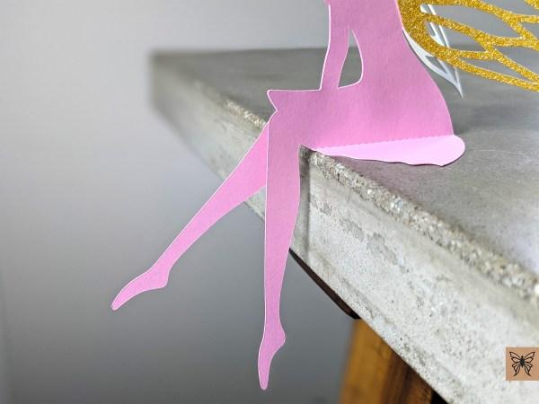 Table Top Fairy Party Decor, Fairy Legs