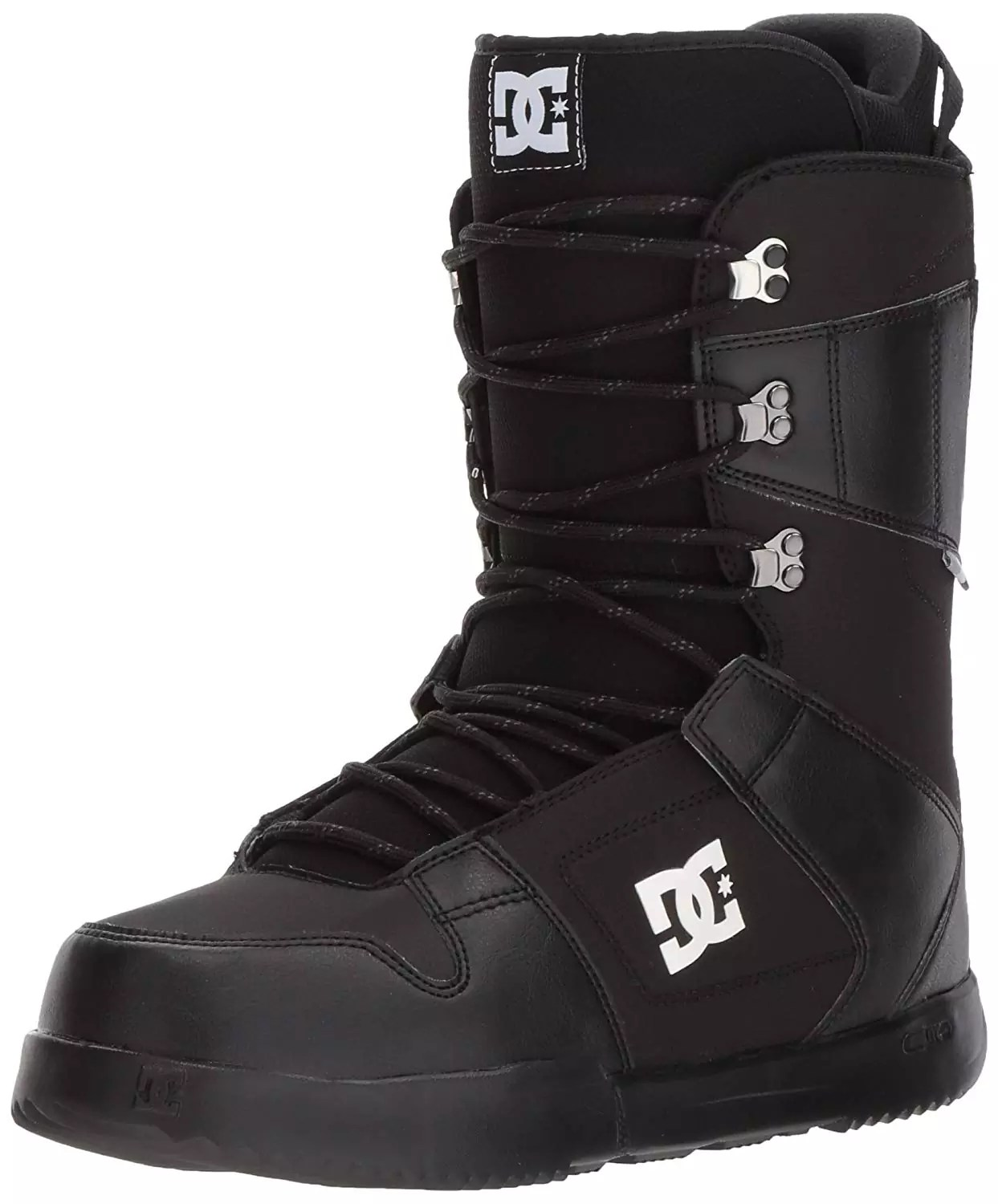 DC Mens Phase Lace Up Snowboard Boots