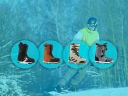 Freeride Snowboard Boots