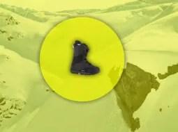 Burton 2018 Mint Boa Black Womens Snowboard Boots