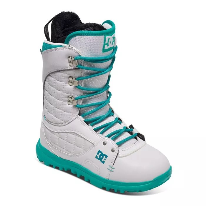DC Women Snow Boots Karma Lace up Snowboard