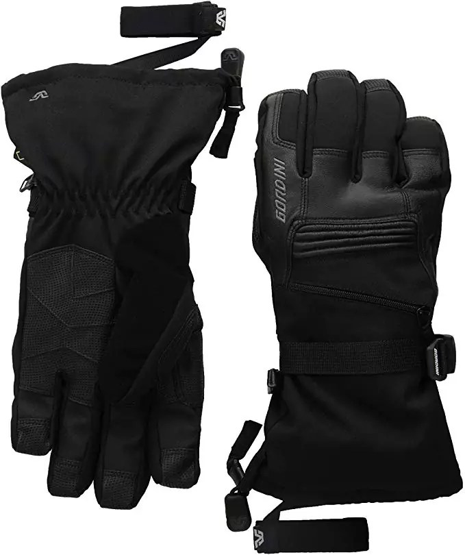 Gordini Men's Gore-tex Storm Trooper Ii Waterproof Insulated Gloves
