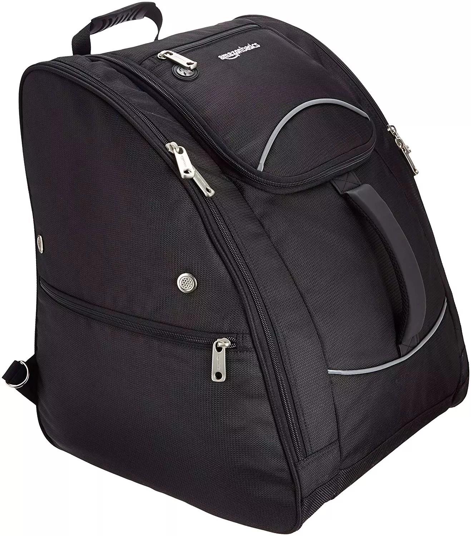 AmazonBasics Waterproof Ski Boot Bag