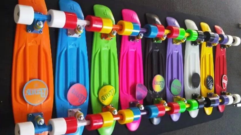 skateboard terminologies