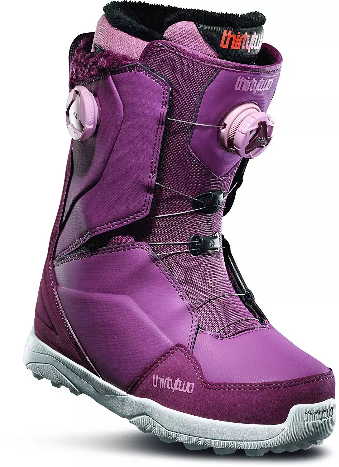 THIRTYTWO LASHED DOUBLE BOA WOMEN'S SNOWBOARD BOOT
