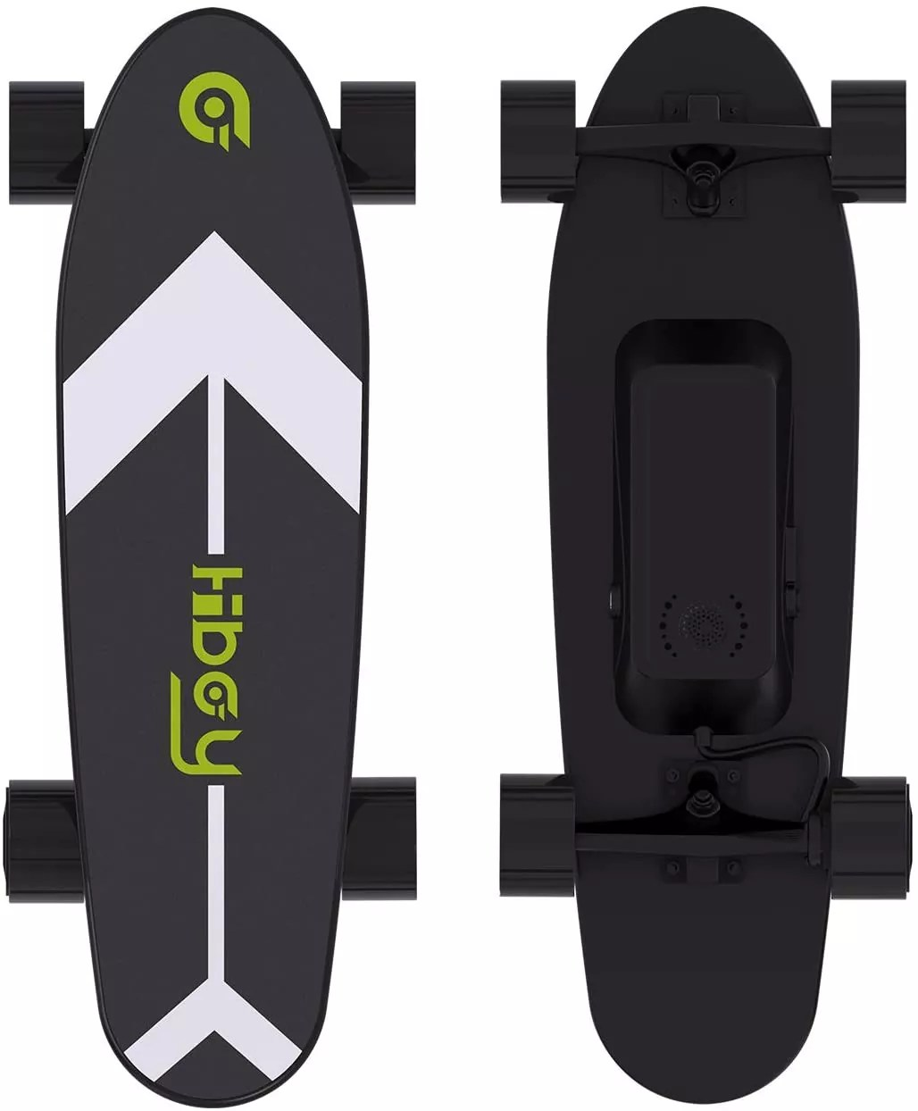 2.	Hiboy Electric Skateboard with Wireless Remote