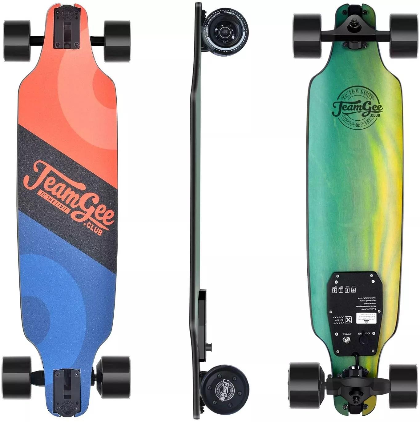 "Teamgee H8 31"" Electric Skateboard"