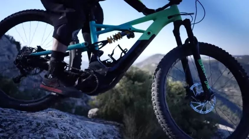 E-mountain Bike