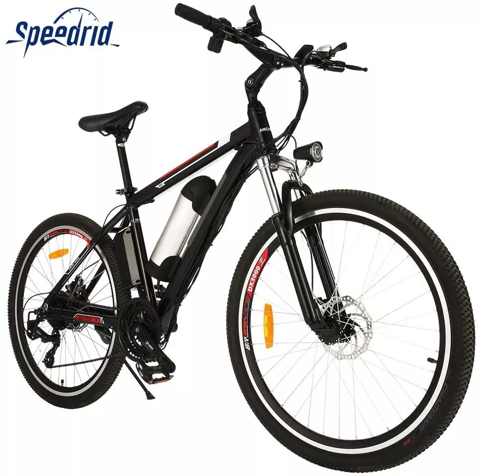 Speedrid 26 Electric Bike for Adults, Electric Mountain Bike