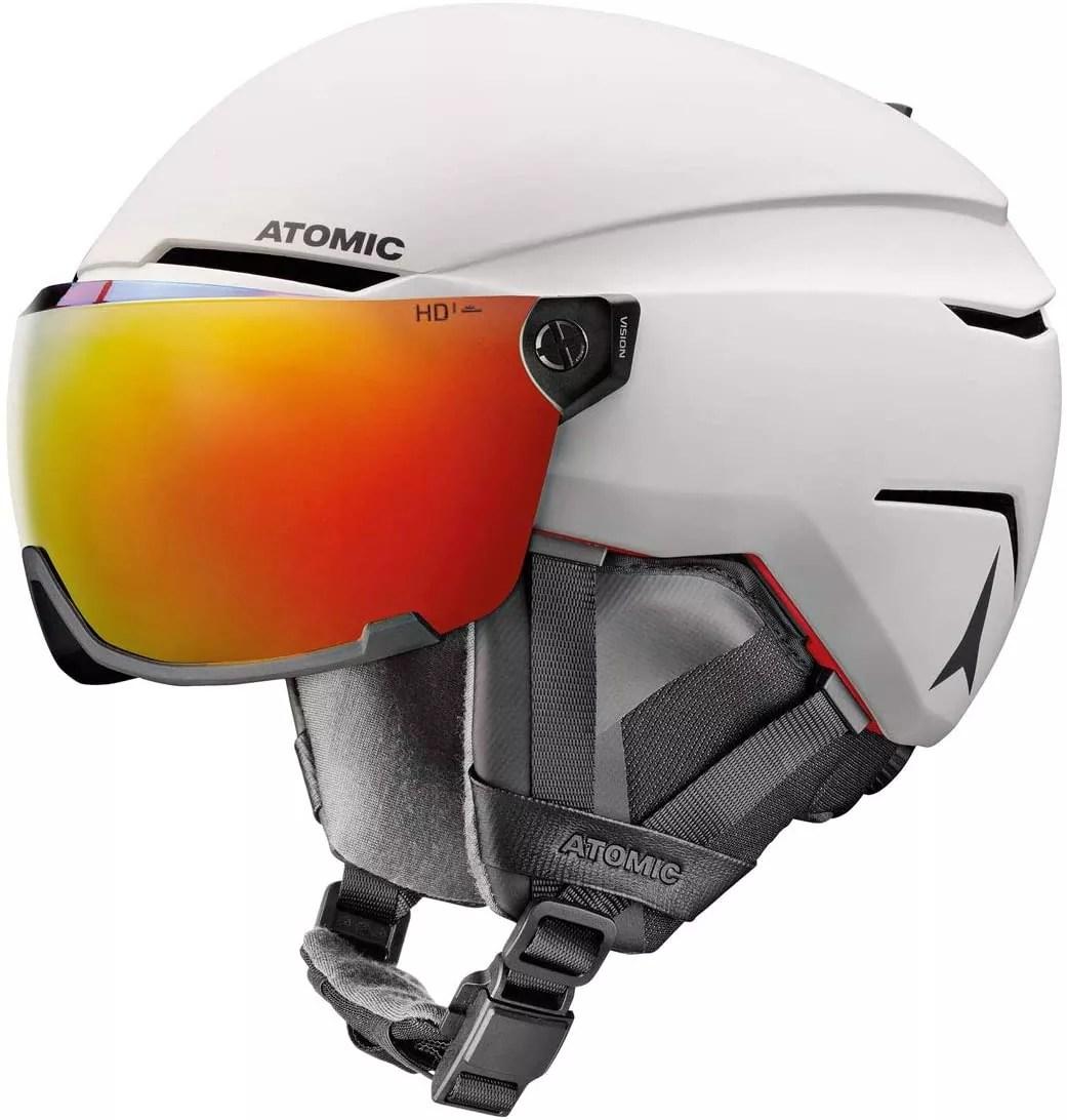 Atomic ski-Helmets Atomic Savor AMID Visor HD