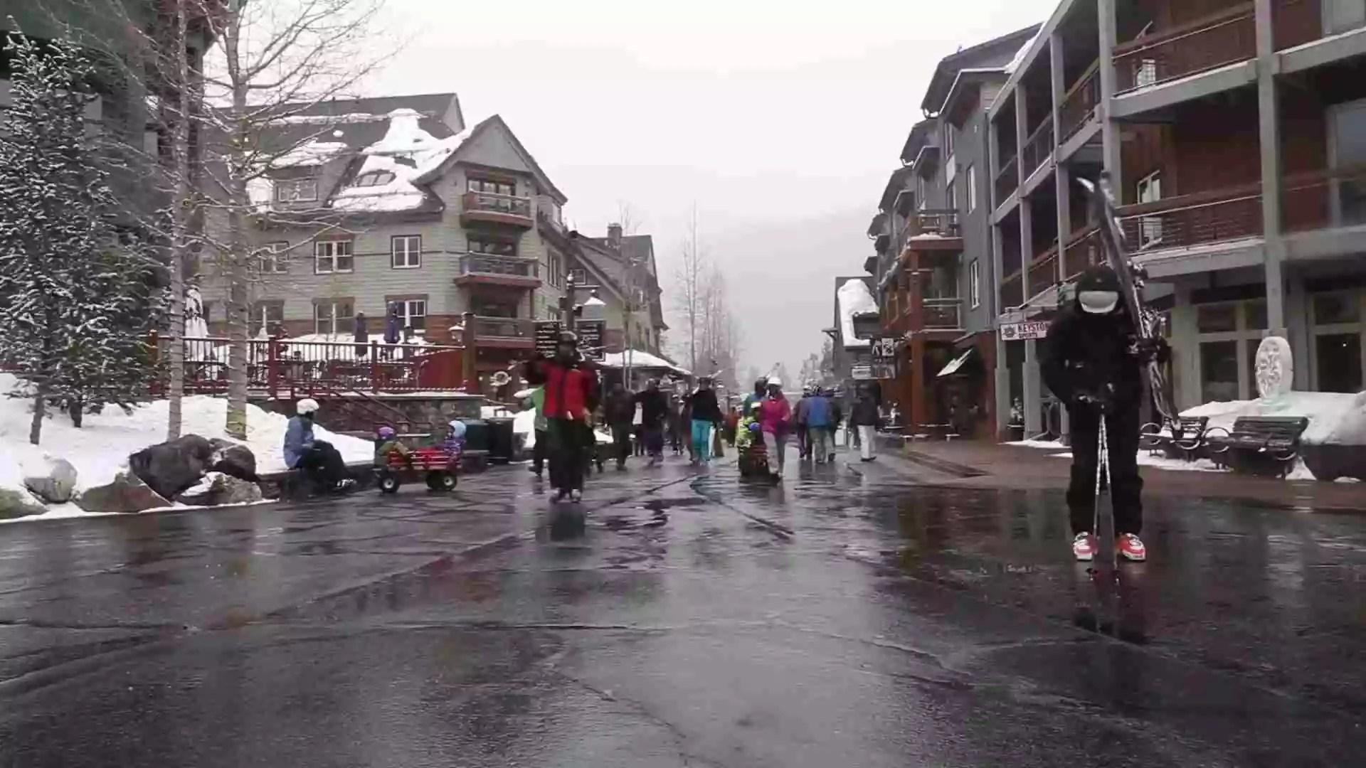 KEYSTONE Skiing RESORT