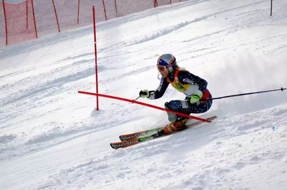 Lindsey Vonn retired