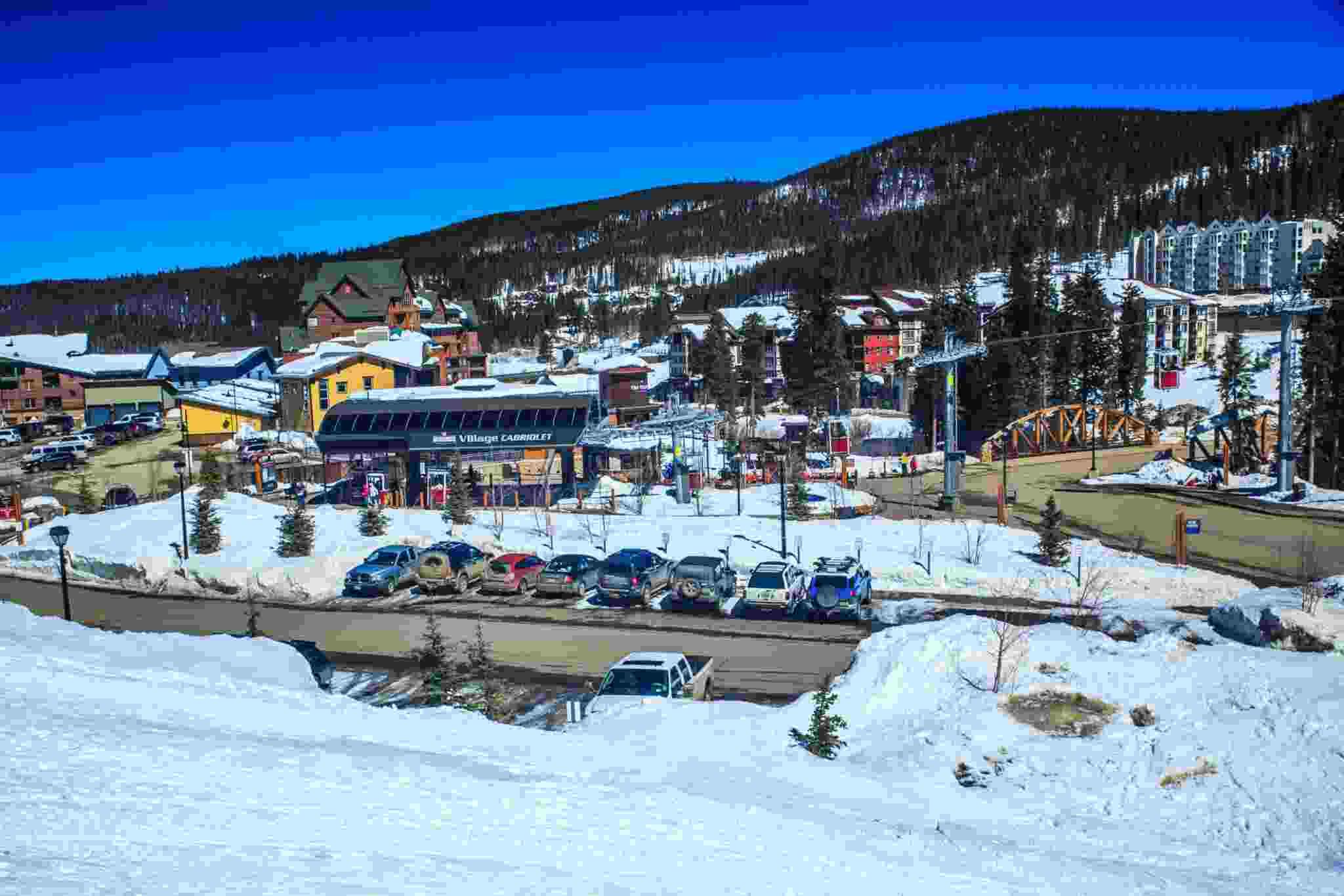 WINTER PARK Ski ing RESORT