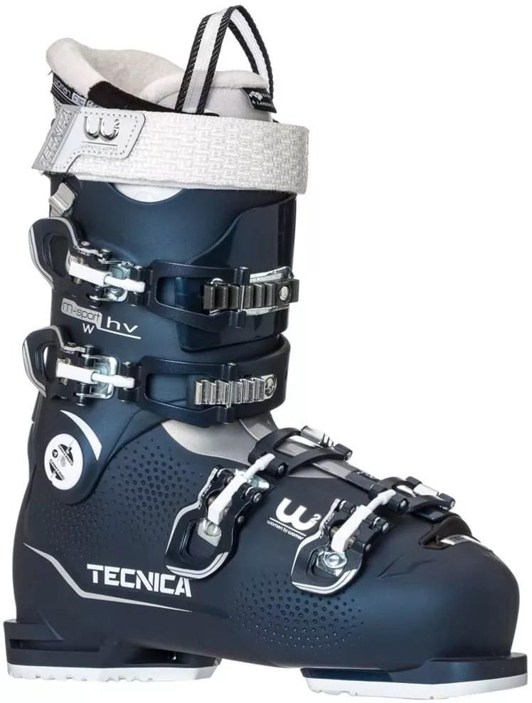 Tecnica Mach Sport HV 85 Alpine Ski Boots – Women