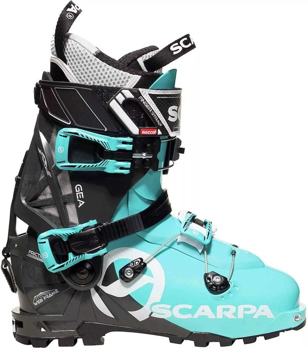 Scarpa GEA Alpine Touring Ski Boots – Women