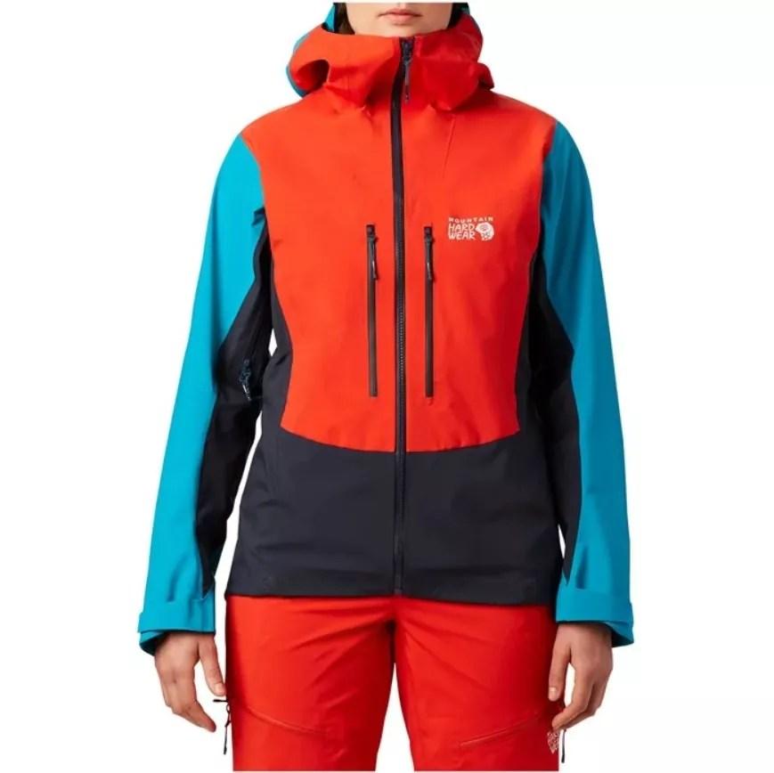 Mountain Hardwear Exposure/2 GORE-TEX Pro Jacket - Women's