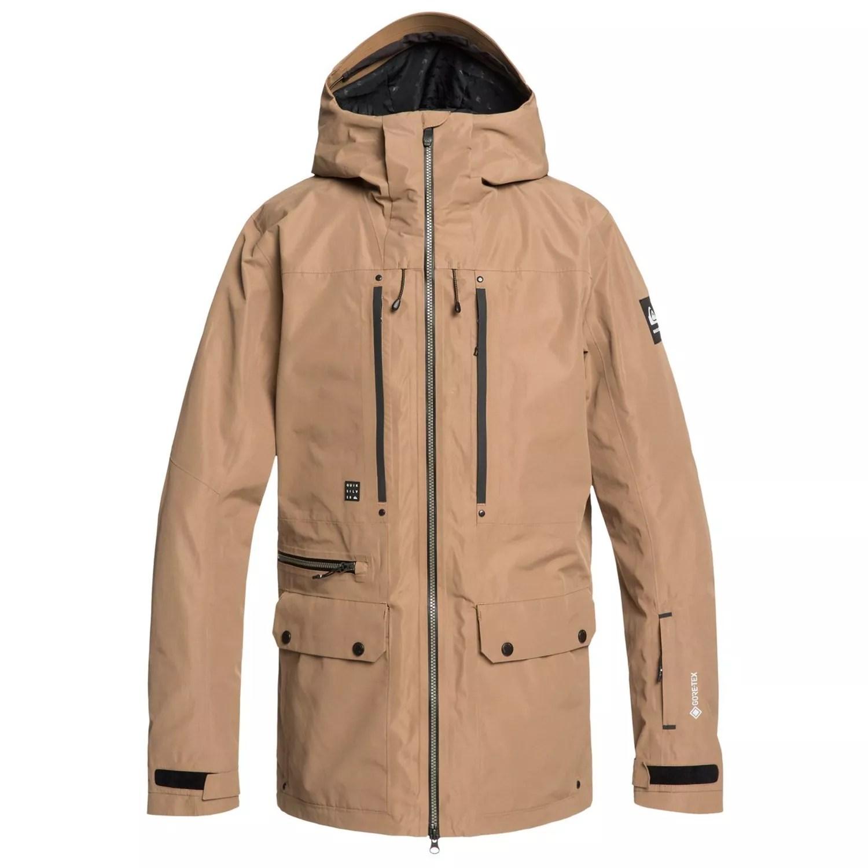 Quiksilver Black Alder GORE-TEX 2L Jacket