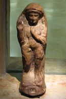 Asherah, wife of Yahweh, is mentioned at least 40 times in the bible in spite of a thorough editorial scrubbing.