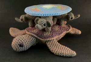 Crochet Discworld by June Gilbank