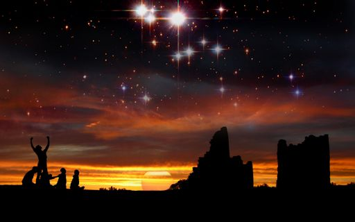 Tribal Star Gazers