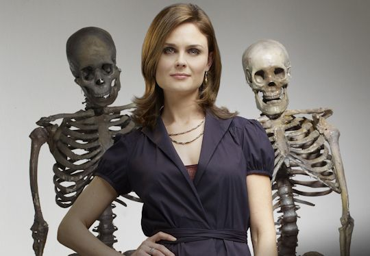 You can always count on the dead. ~ Dr. Temperance Brennan (Bones)