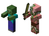 The gallery for --> Zombie Pigman Real Life
