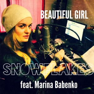 Cover Art for Snowflakes Cover Of Beautiful Girl Feat. Marina Babenko