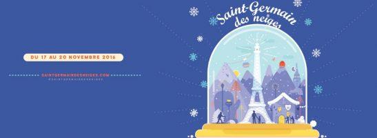 En route pour Saint-Germain des Neiges 2016