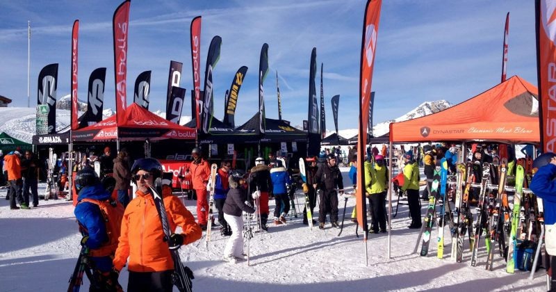 Les skis-tests gratuits, c'est reparti!