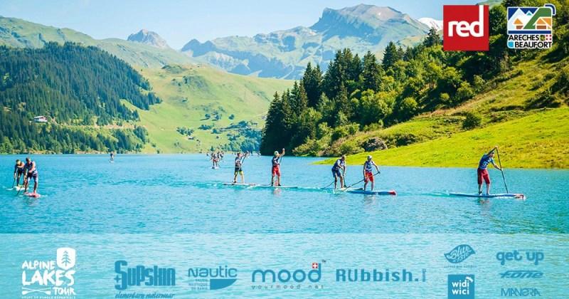 La Wild Race c'est demain sur le lac de Roselend!