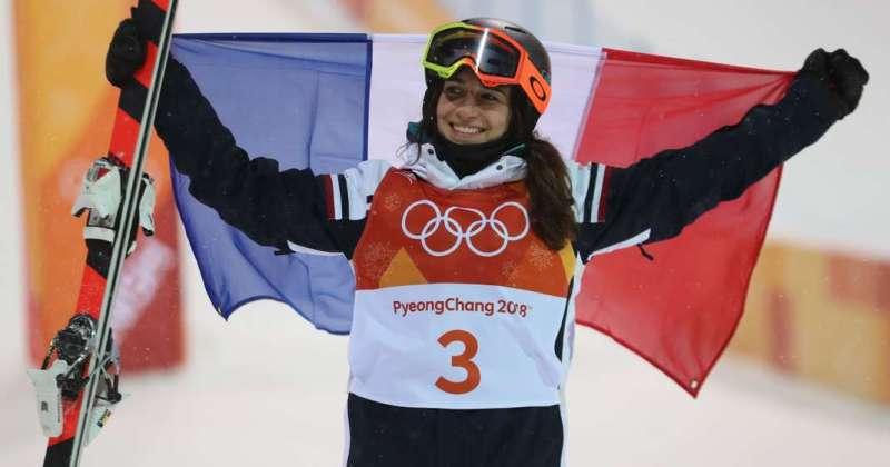 Perrine Laffont, la nouvelle pépite d'or du ski français