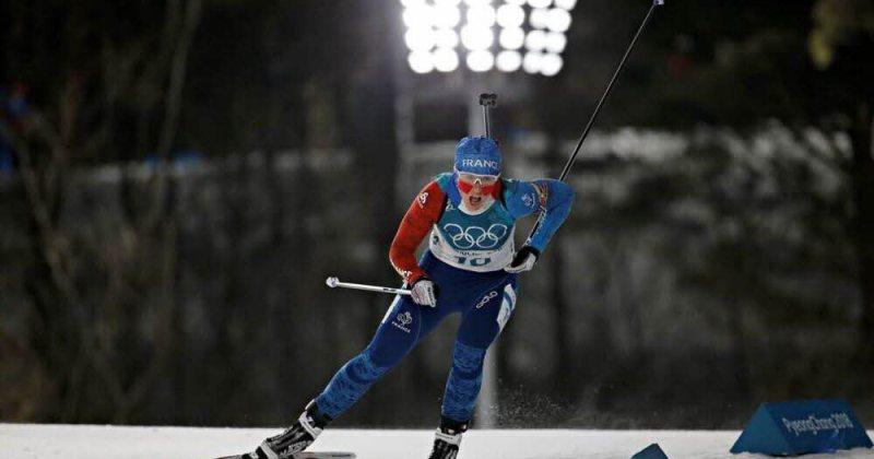 Anaïs Bescond s'offre le bronze de la poursuite olympique