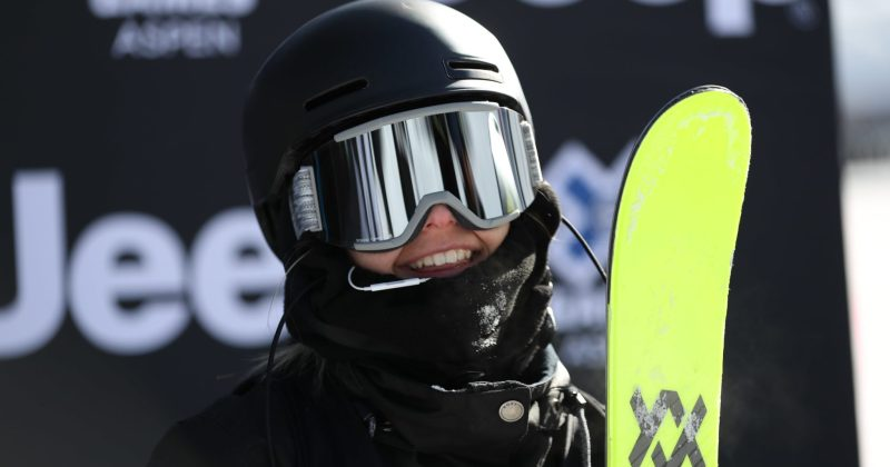 Jennie-Lee Burmansson à l'assaut des X-Games