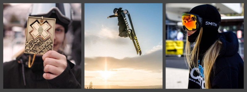 athlete-femme-skieuse-montagne-ski-competition