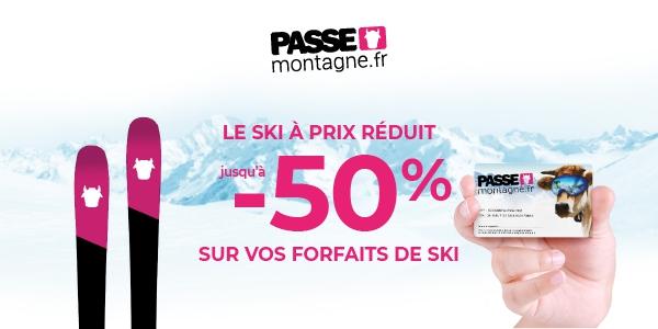 Vos journées de ski à prix réduit dans 150 stations!