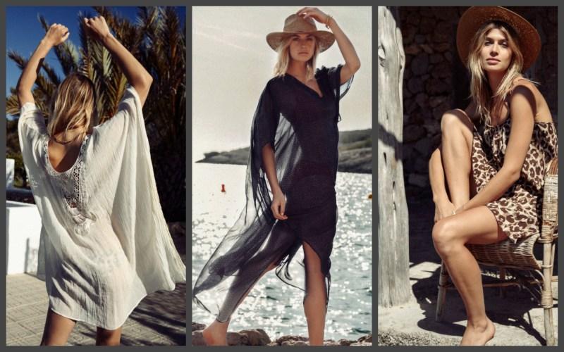 Mode collection robes de plage femme collection été 2020 Barts Amsterdam