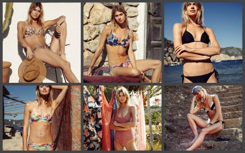 Collection maillots de bains bikinis  femmes Barts Amsterdam été 2020
