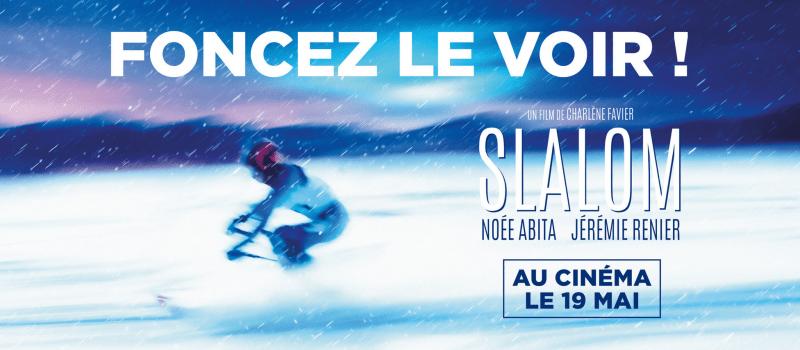 Slalom, le film de Charlène Favier.