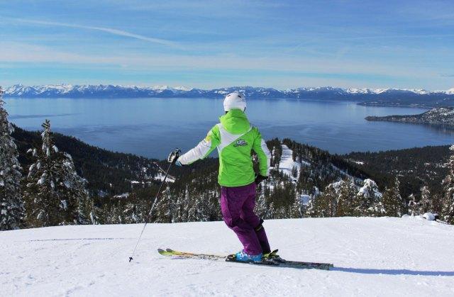 Beautiful Lake Tahoe, Lila's home base