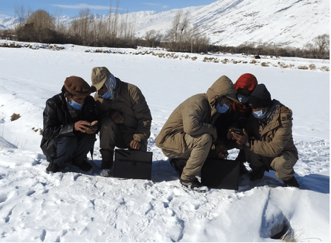 Snow Leopard Conservation in Wakhan, Afghanistan