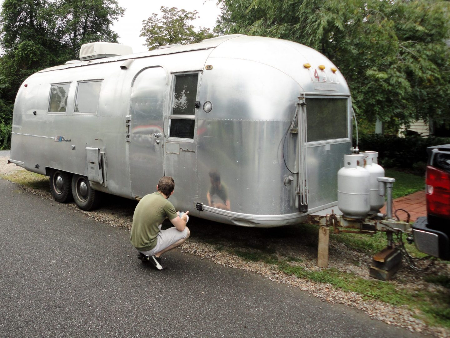 "This Is That ""Before"" Post: I Bought a Vintage Airstream to Renovate"