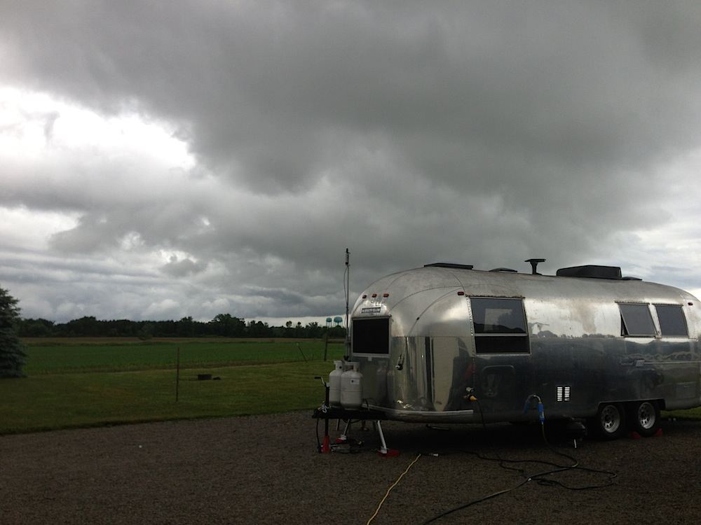Top 5 Severe Weather Tips for RV Owners
