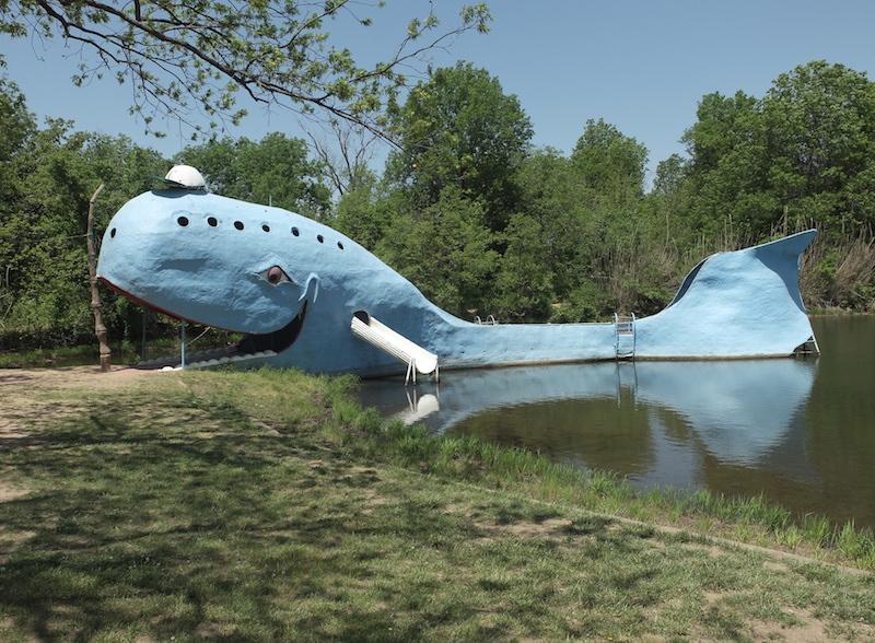 Favorite Drives: Route 66 – Oologah Lake, OK to Oklahoma City, OK