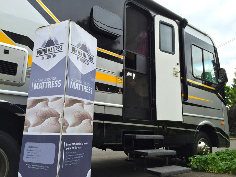 Yearning to Rest Easy in Your RV? Our Denver Mattress Review