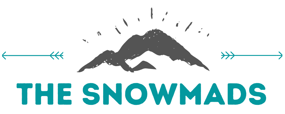 the snowmads logo